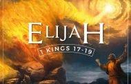 Sermon Audios on Prophet Elijah